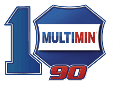 MULTIMIN® USA 10 Year Anniversary Logo
