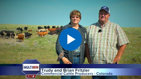 Trudy and Brian Fritzler
